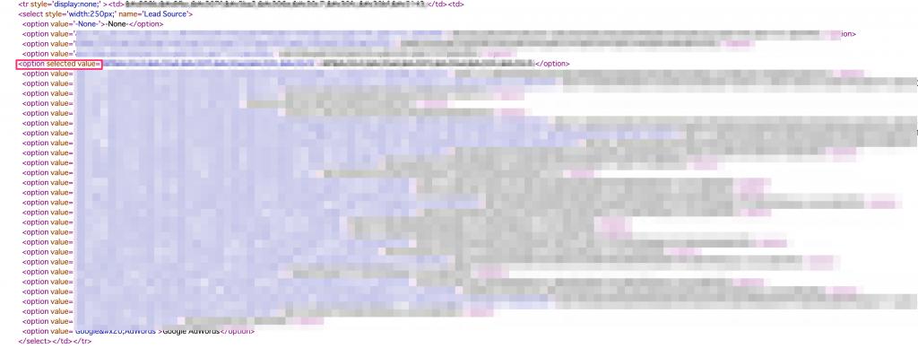 Zoho CRM WEBフォーム05